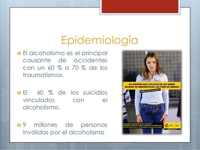 Los centros de la codificación del alcoholismo en el túmulo