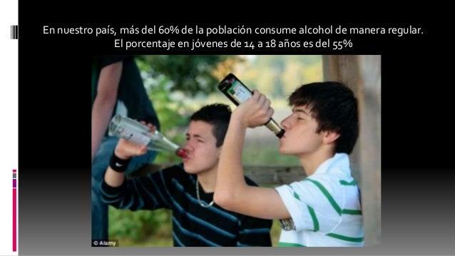 Los modos públicos del alcoholismo