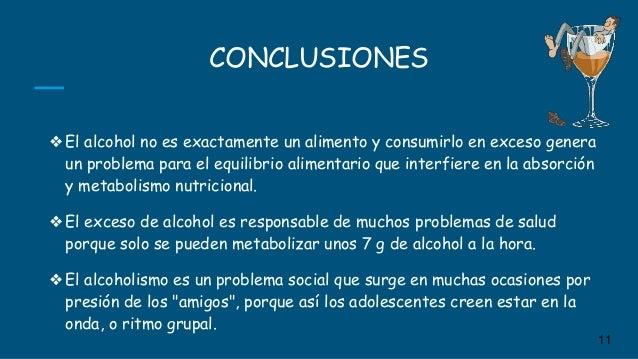 ALCOHOLISMO - TERCERO.