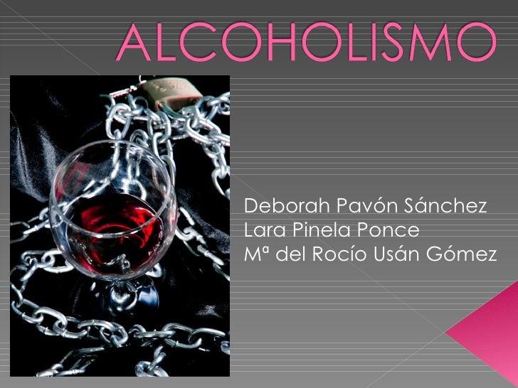 Alcoholismo en Hombres y Mujeres