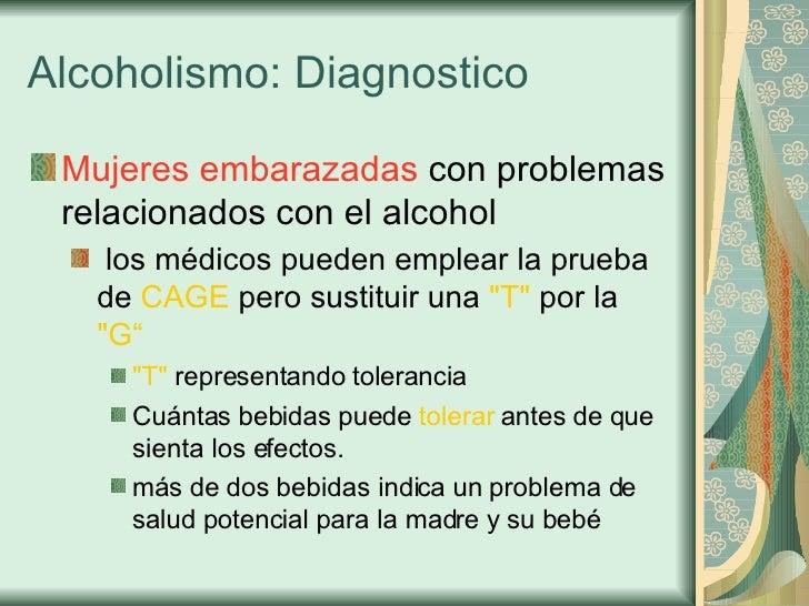 Como los medios medicinales son del alcoholismo