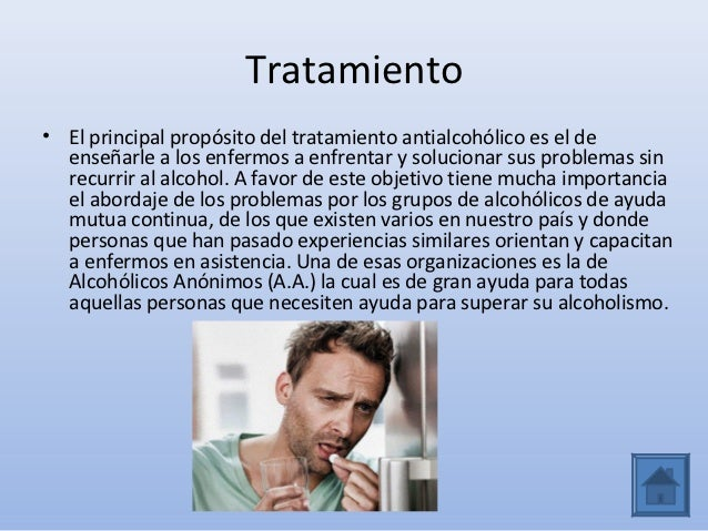 De los adolescentes el alcohol la dependencia
