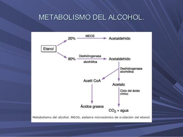 La codificación del alcoholismo medicamentoso
