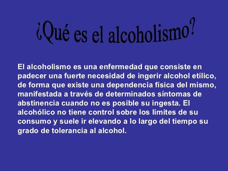 Como vivir después de la codificación del alcoholismo