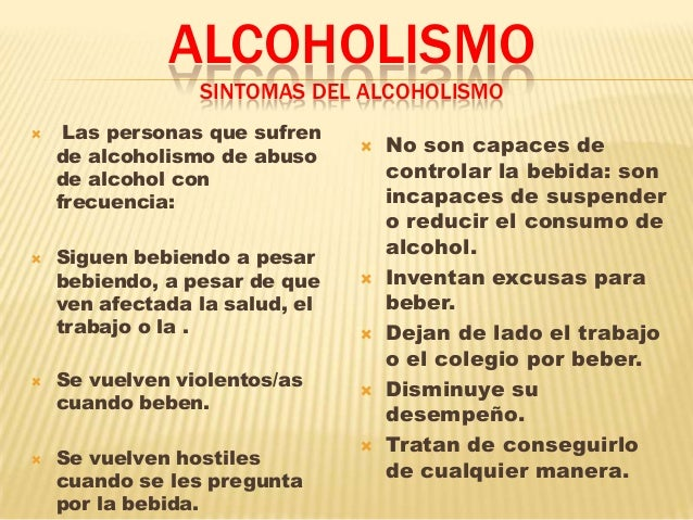 El test de la definición del alcoholismo onlayn
