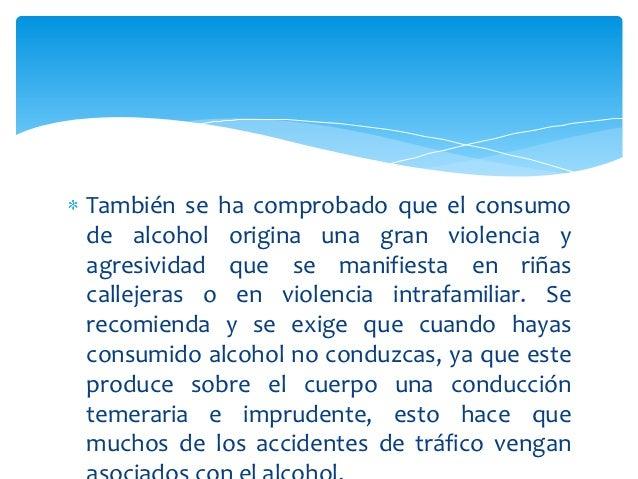 POSIBLES SOLUCIONESEducar desde la niñez a evitar el habito deconsumo de alcoholEstablecer limites bien definidos, no esre...