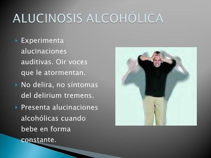 Donde y como la codificación del alcohol