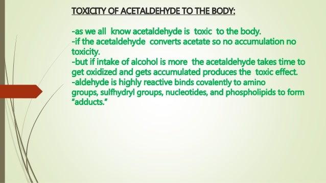 Alcohol metabolism (2)