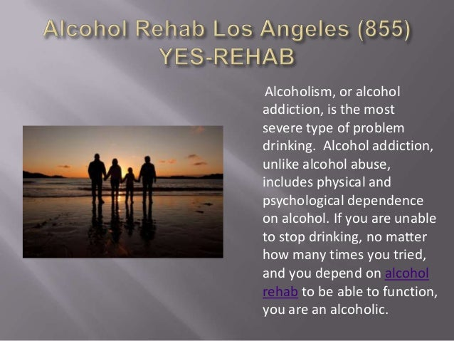 Alcoholism, or alcohol addiction, is the most severe type of problem drinking. Alcohol addiction, unlike alcohol abuse, in...