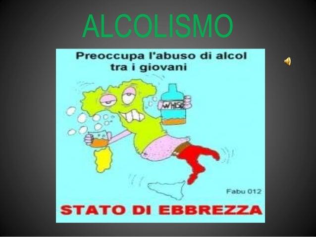 Periodi da dipendenza alcolica