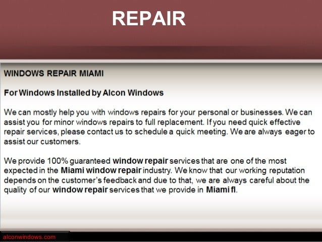 window repair miami dade county repair alconwindows alcon windows and doors installation miami