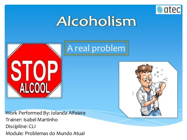 Work Performed By: Iolanda Alfaiate Trainer: Isabel Martinho Discipline: CLI Module: Problemas do Mundo Atual A real probl...