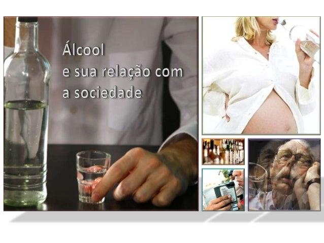 O consumo do álcool inicia-se com a revolução neolítica, a partir de um processo de fermentação natural, o que contribui p...