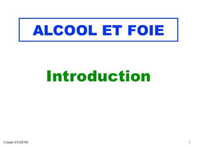 Alcool et foie Slide 3