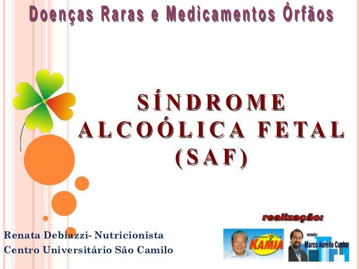 Renata Debiazzi- NutricionistaCentro Universitário São Camilo