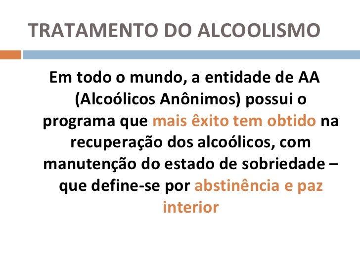 A vovó que salva de dependência alcoólica