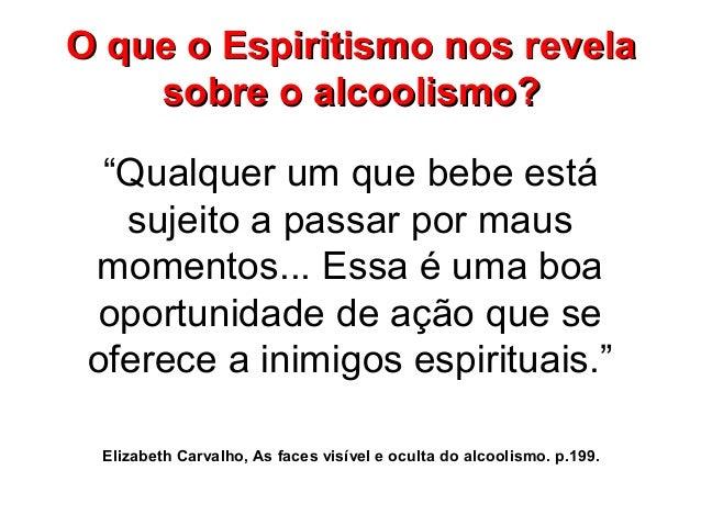 A codificação de termo de alcoolismo