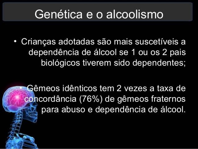 Princípio de dependência alcoólica