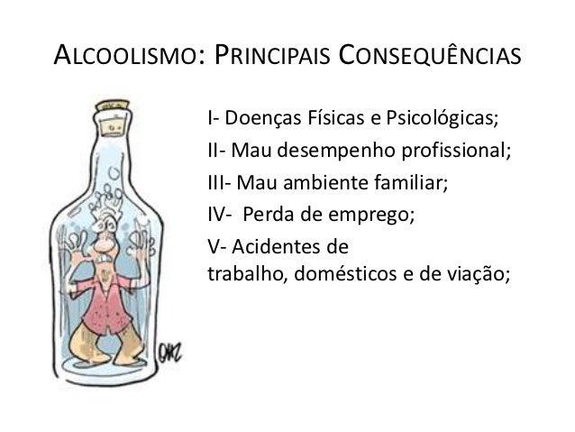 Codificar de alcoolismo durante 1 ano