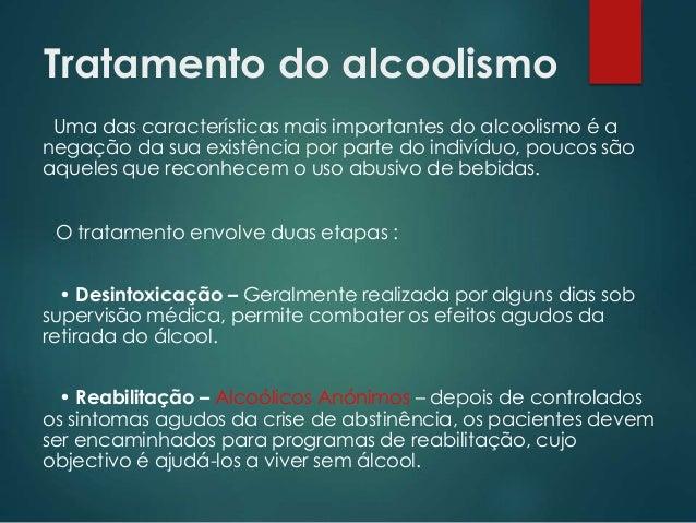 Alcoolismo e tratamento por ervas