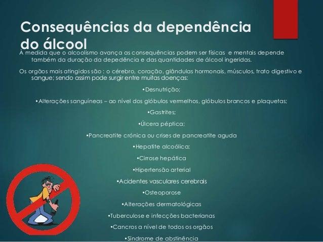 Medicina ou conspirações de alcoolismo