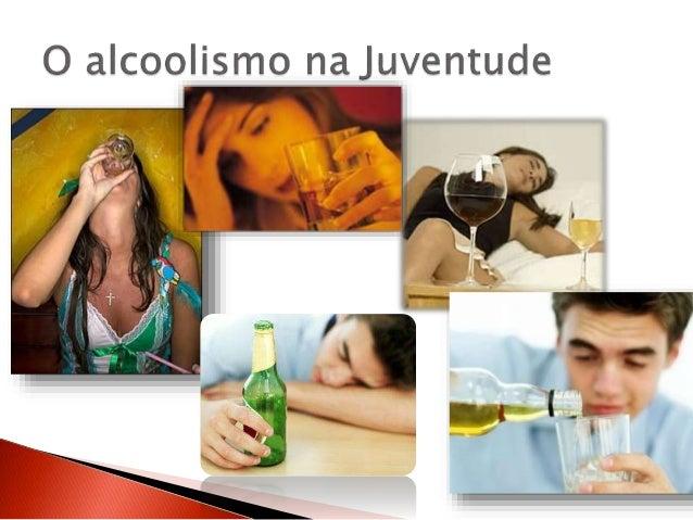 Como definir o alcoolismo inicial