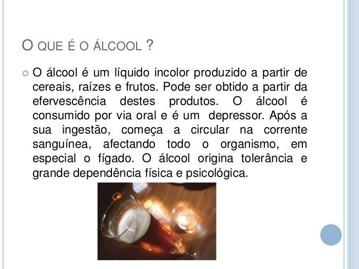 A codificação do alcoolismo é medicamentous