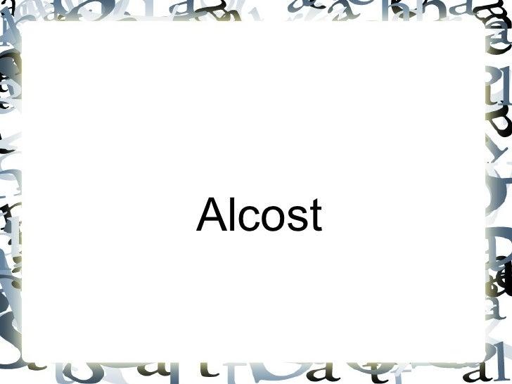 Alcost