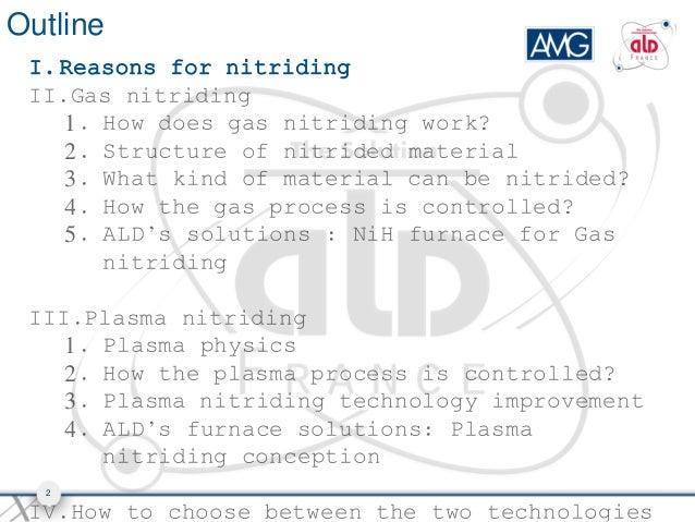 ALD France nitriding process and furnaces Slide 2