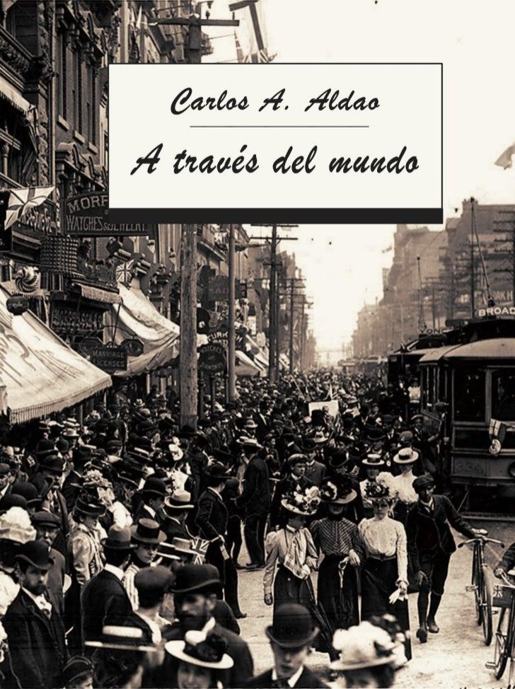 Aldao Carlos - A traves del Mundo