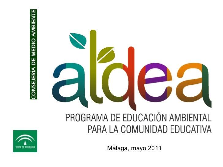 Málaga, mayo 2011