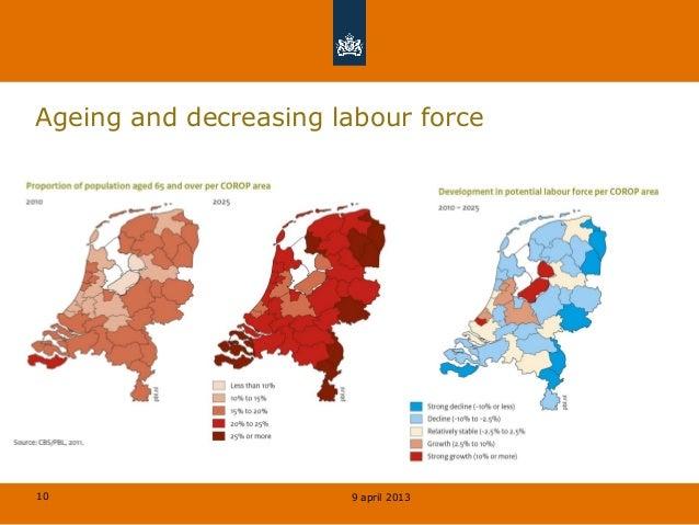 Aldert de Vries  Demographic change in the Netherlands