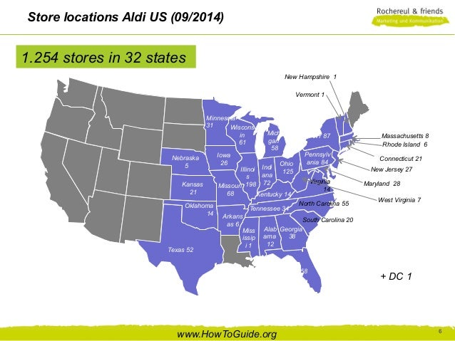 Aldi usa Aldi Locations