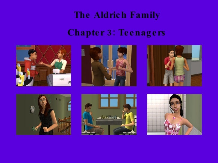 The Aldrich Family Chapter 3: Teenagers