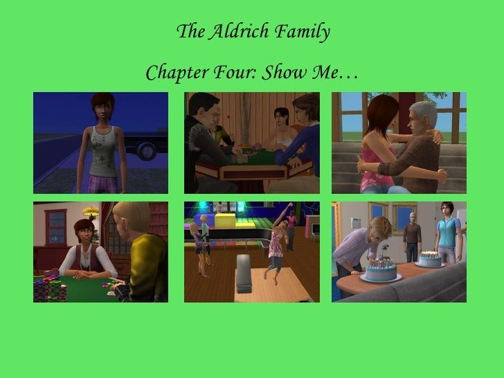 The Aldrich Family Chapter Four: Show Me…