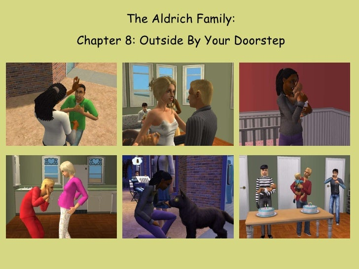 The Aldrich Family: Chapter 8: Outside By Your Doorstep