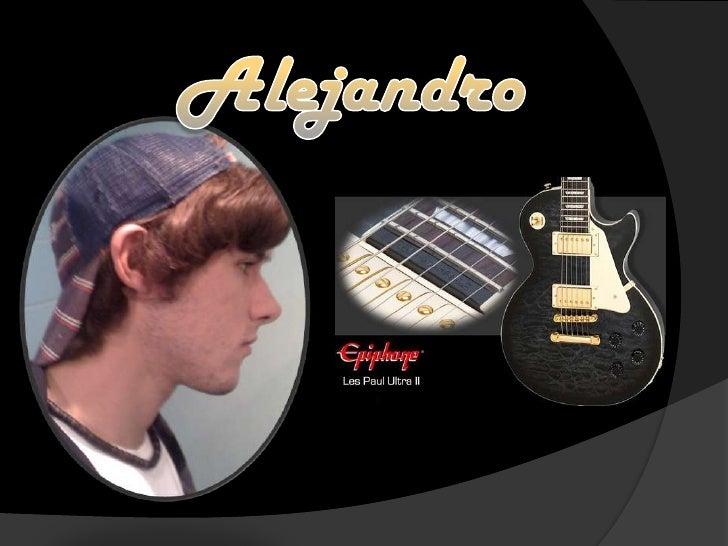 Alejandro<br />