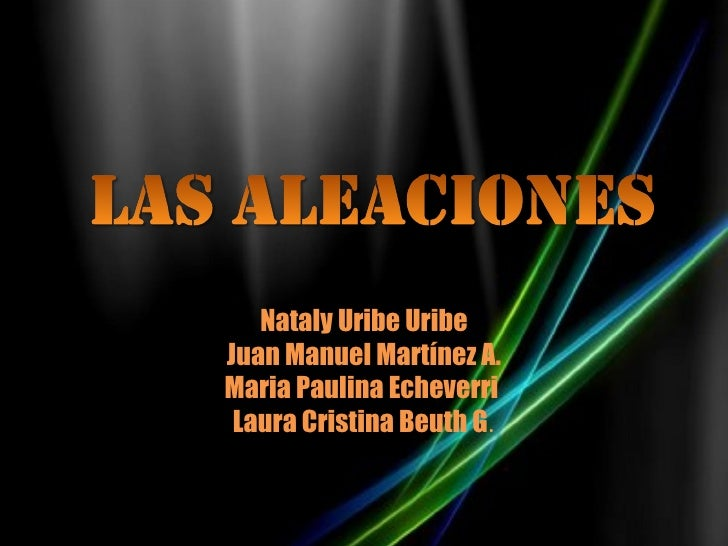Nataly Uribe Uribe Juan Manuel Martínez A. Maria Paulina Echeverri  Laura Cristina Beuth G .