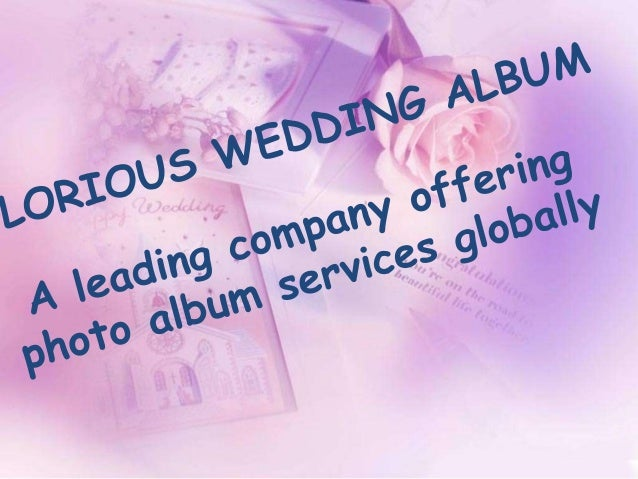 photo album company
