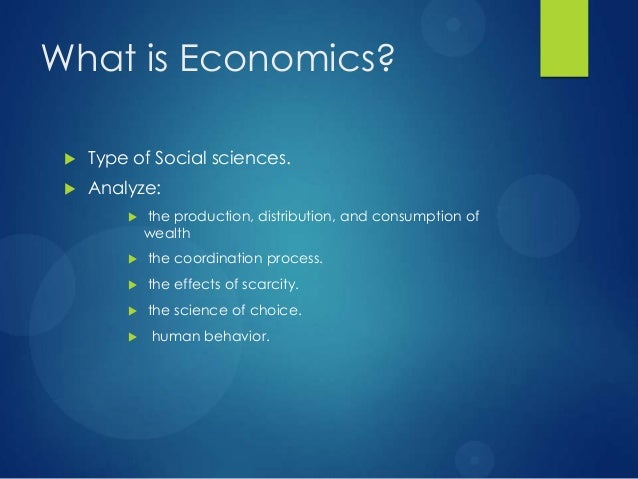why study economics Essa welcomes john lodewijks as external contributor lodewijks warns of a crisis in the study of economics and what this means for our democratic literacy.