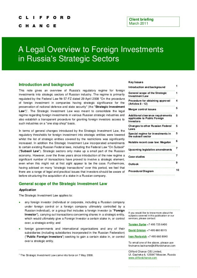 strategic analysis for foreign investment in Foreign direct investment benefits  the united states will remain an attractive destination for foreign investment,  esa provides timely economic analysis,.