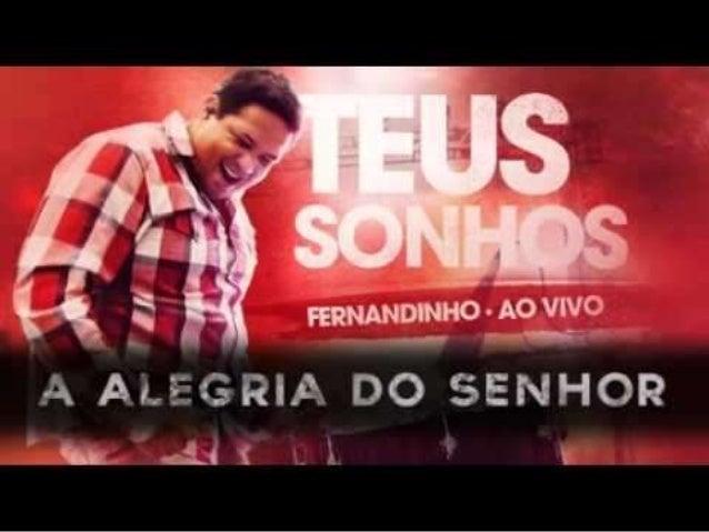 A ALEGRIA DO SENHOR É A NOSSA FORÇA A ALEGRIA DO SENHOR É A NOSSA FORÇA A ALEGRIA DO SENHOR É A NOSSA FORÇA A ALEGRIA DO S...