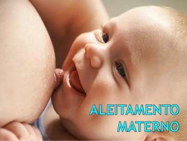 O aleitamento materno, antes de ser um acto natural, fisiológico, tornou-se uma opção nos dias de hoje. Na década de 70, q...
