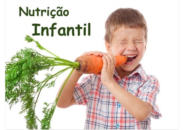 Resultado de imagem para nutrição infantil