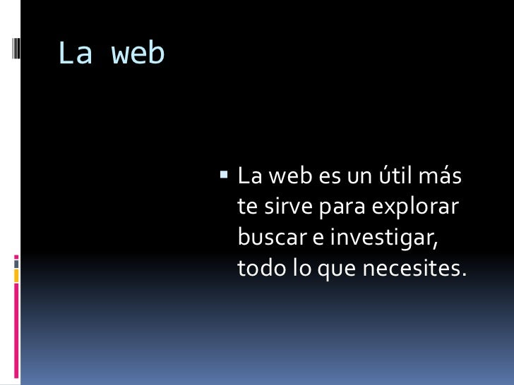 Bibliografía http://cai.bc.inter.edu/tecnicas_de_busqueda  _en_internet.htm