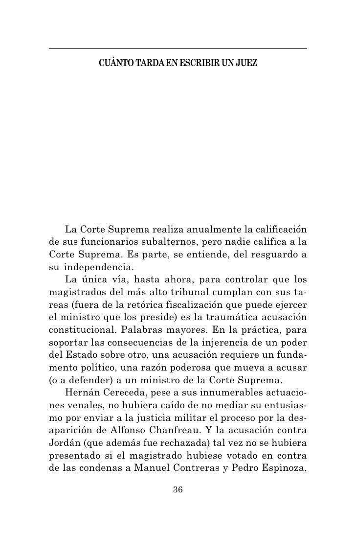 Alejandra matus el libro negro de la justicia chilena - Cuanto tarda un tasador en tasar un piso ...