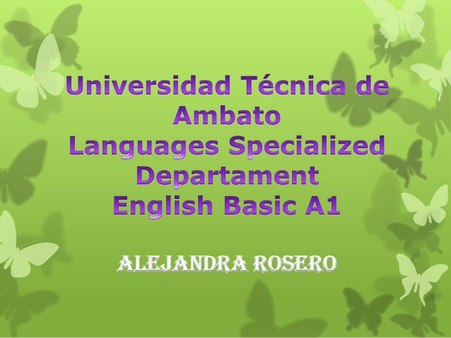 ALEJANDRA ROSERO