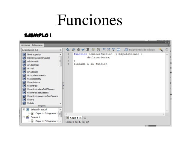 Funciones Ejemplo 1