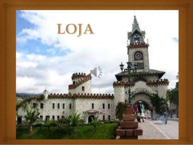 IGLESIADELOJASe denomina catedral a la iglesia propia del Obispo. Cuandolos españoles fundaron la ciudad de Loja, por su ...