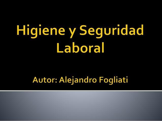  La higiene y seguridad laboral aplica medidas y desarrolla las actividades necesarias para la prevención de riesgos deri...